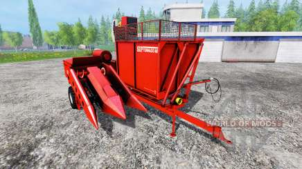 SIP Tornado 80 para Farming Simulator 2015