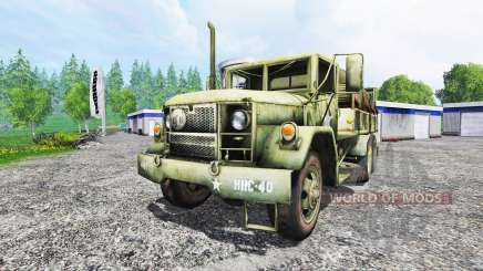 AM General M35A2 para Farming Simulator 2015