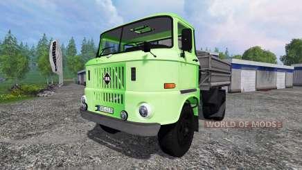 IFA W50 [verde] para Farming Simulator 2015