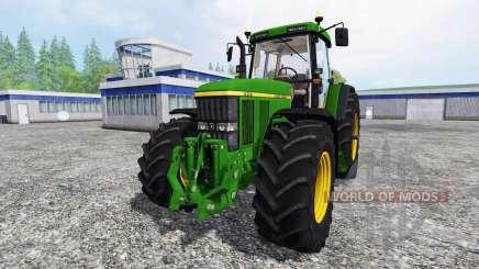 John Deere 7810 FL [washable] v3.0 para Farming Simulator 2015