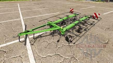 Deutz-Fahr CondiMaster 8331 para Farming Simulator 2017