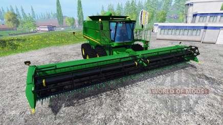 John Deere 9670 STS v2.0 para Farming Simulator 2015