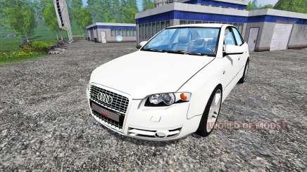 Audi A4 (B7) para Farming Simulator 2015