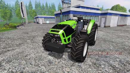 Deutz-Fahr 5250 TTV [pack] para Farming Simulator 2015