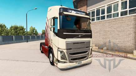 Volvo FH v0.7.5b para American Truck Simulator