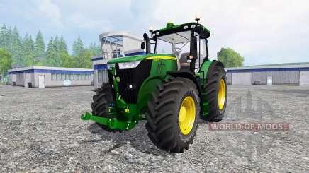 John Deere 7280R v3.0 para Farming Simulator 2015