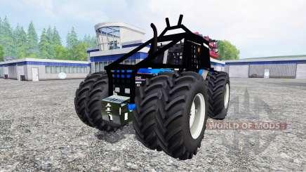 Ford 8340 [forestry] para Farming Simulator 2015