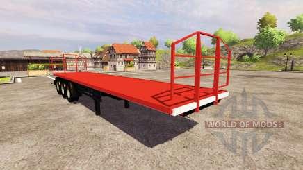 O Trailer Agroliner 40 para Farming Simulator 2013