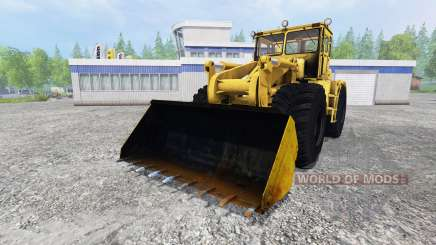 O K-701 kirovec v2.0 para Farming Simulator 2015
