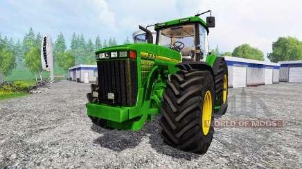 John Deere 8400 para Farming Simulator 2015