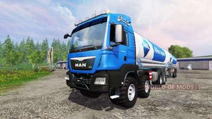 MAN TGS 41.480 Aral para Farming Simulator 2015