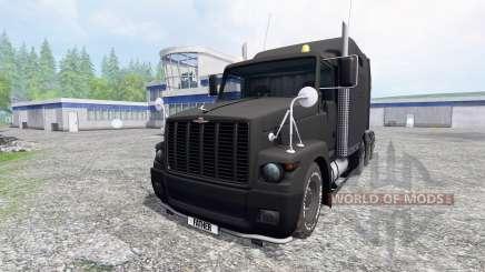 GÁS de Titânio v4.5 para Farming Simulator 2015