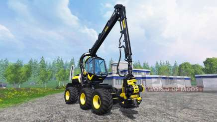 PONSSE EcoLog v2.0 para Farming Simulator 2015