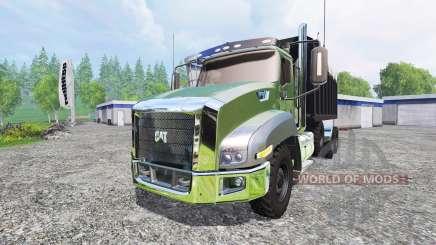 Caterpillar CT660 [tipper] para Farming Simulator 2015