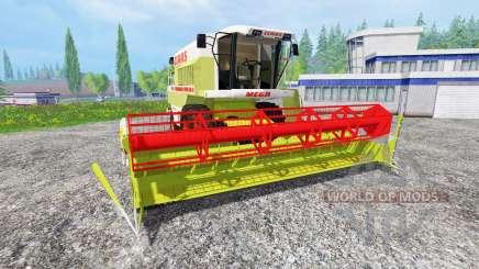 CLAAS Mega 204 para Farming Simulator 2015