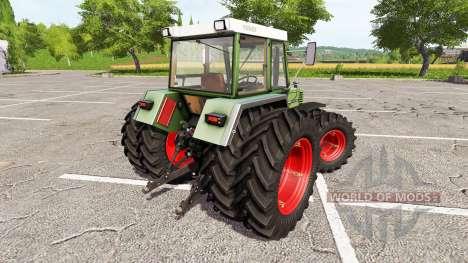 Fendt Farmer 310 LSA Turbomatik para Farming Simulator 2017