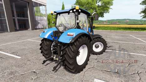 New Holland T6.165 para Farming Simulator 2017
