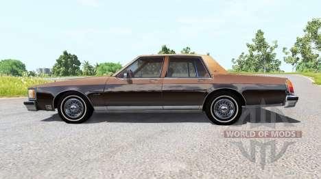 Oldsmobile Delta 88 Royale Brougham (3B-Y69) para BeamNG Drive