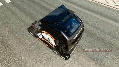 Pele Virtus.pro para a Volvo caminhões para Euro Truck Simulator 2
