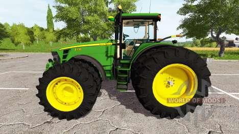 John Deere 8130 para Farming Simulator 2017