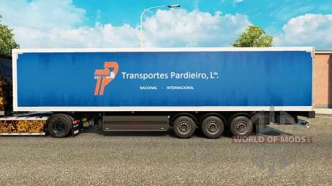 Pele Pardieiro Transportes Lda para semi-reboque para Euro Truck Simulator 2