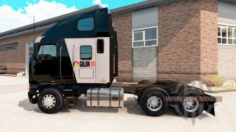 Freightliner Argosy v2.2.1 para American Truck Simulator
