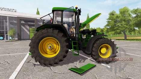 John Deere 7810 para Farming Simulator 2017