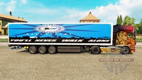 Pele Arminia Bielefeld, na semi para Euro Truck Simulator 2