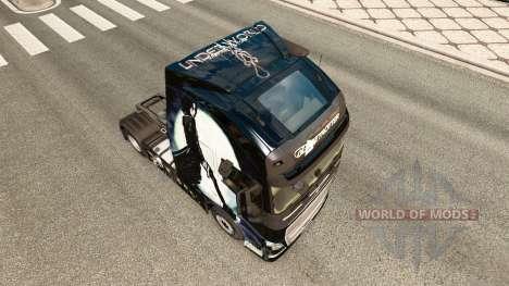 Submundo da pele para a Volvo caminhões para Euro Truck Simulator 2