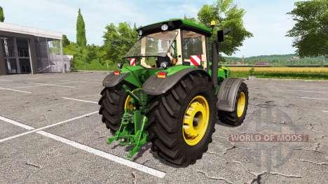 John Deere 8530 para Farming Simulator 2017