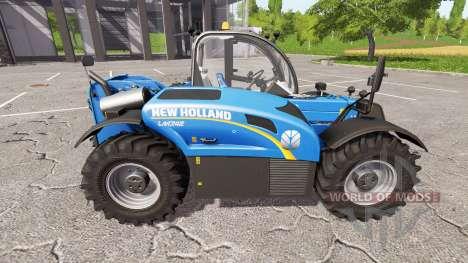 New Holland LM 7.42 v1.0.1 para Farming Simulator 2017