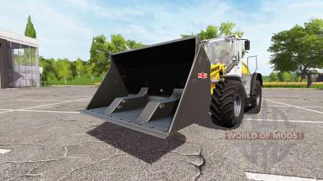 Balde MAGSI para Farming Simulator 2017
