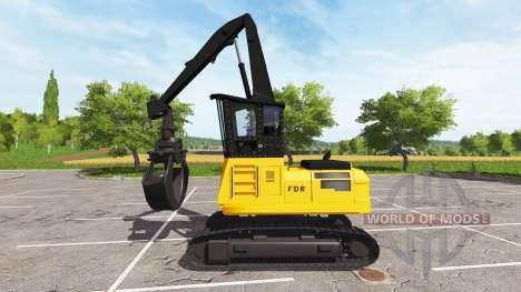 Pegue retroescavadeira carregador para Farming Simulator 2017