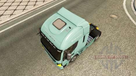 Rodewald pele para Iveco caminhão para Euro Truck Simulator 2