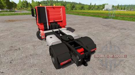 Iveco Stralis 470 LowCab v1.2.4 para Farming Simulator 2017