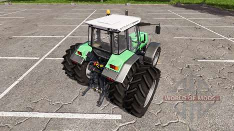 Deutz-Fahr AgroStar 6.61 fun para Farming Simulator 2017