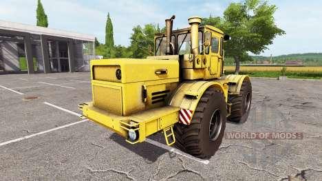 Kirovets K-700A v1.01 para Farming Simulator 2017
