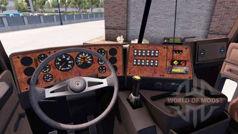 International 9800 para American Truck Simulator