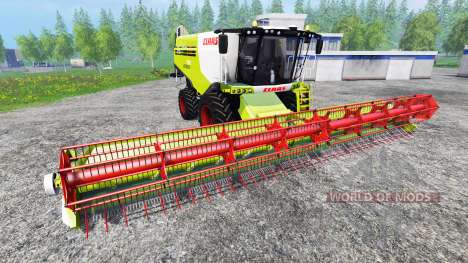 CLAAS Lexion 780 para Farming Simulator 2015