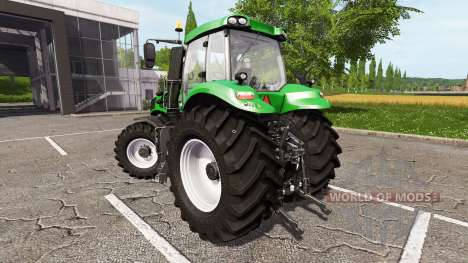 New Holland T8.320 green edition para Farming Simulator 2017