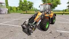 JCB 435S AWS v1.1 para Farming Simulator 2017