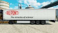 Pele Du Pont para reboques para Euro Truck Simulator 2