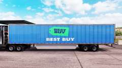 Pele Best Buy estendida do trailer para American Truck Simulator