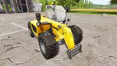 Liebherr TL 436-7 para Farming Simulator 2017