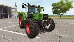 Fendt Favorit 515C Turbomatic washable para Farming Simulator 2017