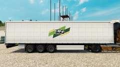 Pele Tmg Loudeac na semi para Euro Truck Simulator 2
