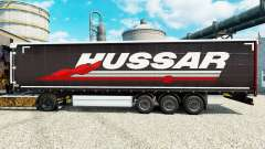 Hussardos pele para reboques para Euro Truck Simulator 2