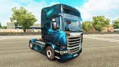 Para a pele do Scania truck para Euro Truck Simulator 2