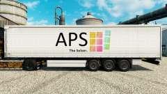 Pele APS para reboques para Euro Truck Simulator 2