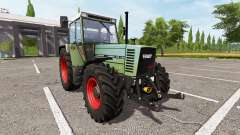 Fendt Farmer 312 LSA Turbomatik para Farming Simulator 2017